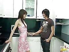 Sex At Kitchen Videos