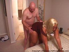 Anal Big Butt Big Tit Ebony MILF Housewife