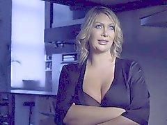 stora bröst stora kukar blondin