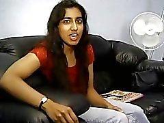 Indian UK NRI enjoyed hard by gora in long clip