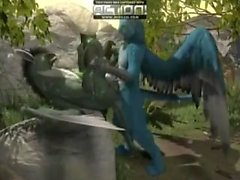 yiff peludo - yiff 3d animado homossexual