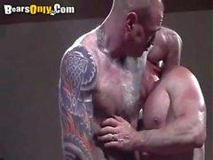 Sucking Daddys Pierced Cock