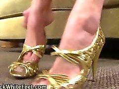 Fétichiste du pied Vidéos les plus populaires