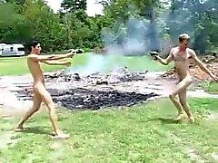 gay all'aperto ragazzi