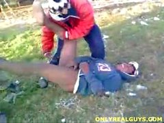 Straight guy stripped naked & a mp_amp_ humiliated by his buds...