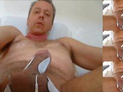956 at1 selfie naked electrical current stimulation Penis