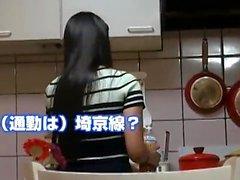 amatööri aasialainen suihin japanilainen