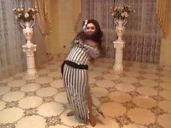 árabe egipcio bailar danza de egipto
