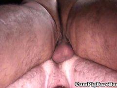 bareback gay bears homossexual ejaculação lançamentos homossexual gay gay