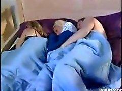 nodo femmina ai tab feticcio addormentato