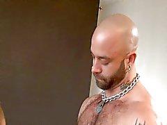 homo homopaar grote pik gelaats fetisch