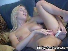 menina de solo masturbação adolescente loira grandes mamas