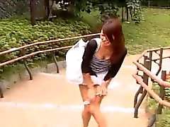 asiatique clignotant cames cachées