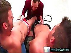 anaal pijpbeurt creampie neuken homo