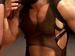 francois sagat гей сексуальное видео -звезды анальный