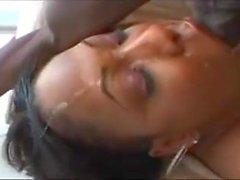 svart och ebenholts cumshots vintage ansiktsbehandlingar
