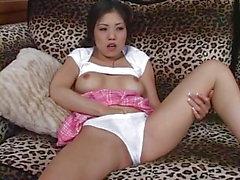 anal asiático bebês