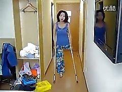 babes chinesisch fuß-fetisch