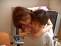 mamma madre asiatico