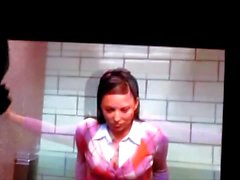 Kate Kelton on a toilet cum tribute 2