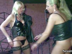 bdsm femdom milfs alemão a vídeos hd