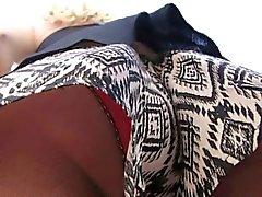 Upshorts Red panties