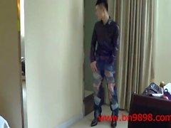 asiatisk kinesiska dold kamera