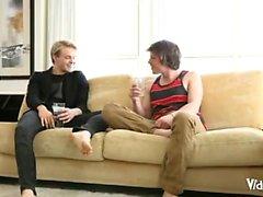 suga av glad homofile glad twinkar gay