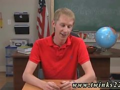 Gay twinks extreme free Cute ash-blonde twink Ace Sterling is sitting at