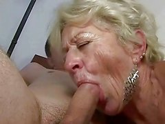 oud neuken oma