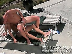 2 Hot Friends Experiencing For The First Time Good Anal Fuck