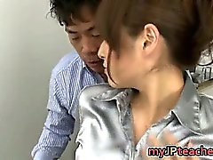 Karen Kisaragi Kinky Asian teacher
