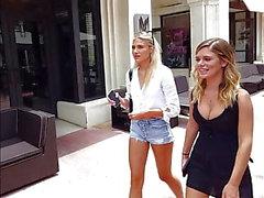 blondin hd-video dold kamera voyeur vacker