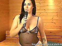 лесбиянка брюнетка черноволосая большие сиськи кавказский