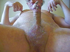 using a 10mm sound in my cock
