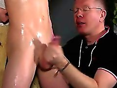 Twink movie of Inexperienced Boy Gets Owned