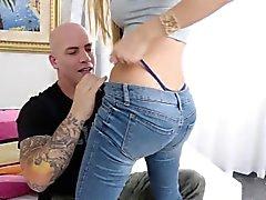 Tiny Latina Teen Kat Dior Takes a Rough Pounding