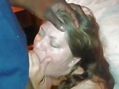 bbc cum svälja sperma i munnen