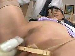aasialainen fetissi sormitus japanilainen