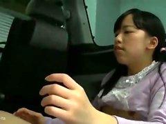 amateur asiático bebé