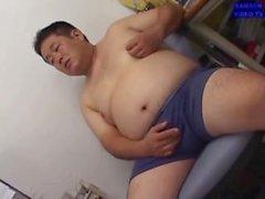 japonesa - padre gordito japonesa japonés papá
