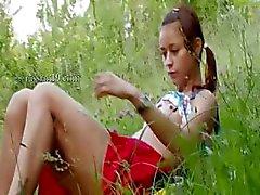 natuur buiten tiener