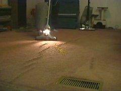 corn vacuuming with 2 kirbys