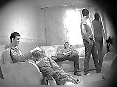 amador sexo em grupo russo