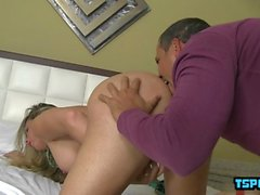 sexy transsexual hardcore anal and cumshot film
