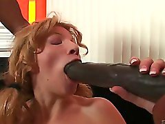 amateur blondine blowjob hardcore interracial