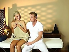 Secret voyeur movie of nasty masseur coitus customers