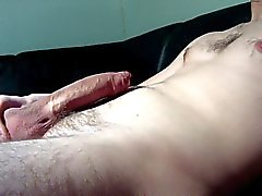 Cum after long edging