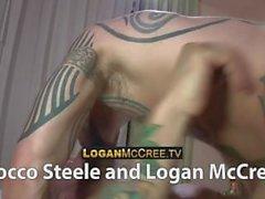 logan mccree roccon - steele loganmccree big- dickin