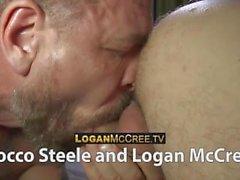 Rocco Steele and Logan McCree in Las Vegas